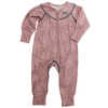 Legacy Wool Body Suit Dusty Powder