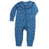 Legacy Wool Body Suit Racer Blue
