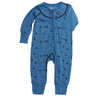 Legacy Wool Body Suit Racer Blue