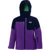 Jr Rider Jacket Sunburned Purple
