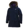 Jr Stella Parka Evening Blue
