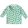Manteau imperméable Reflective Imprimé croc aqua brume pluie