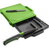 Freescape Camp Kitchen Kit Green/Black