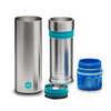Bouteille de purification Legend avec filtre Trail Acier inoxydable/Sarcelle