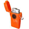 Briquet flottant Orange