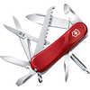 Couteau Evolution 18 Rouge