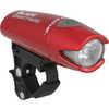 Phare de vélo à DEL Blaze Micro 2 watts Rouge