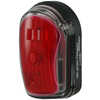 Superflash Micro USB Rear Light Black