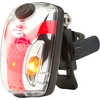 Vis 180 Micro Rear Light Silver