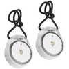Lampes ZipLit à DEL pour tirette (paquet de 2) Blanc