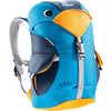 Kikki Daypack Turquoise/Midnight