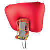Light Removable Airbag 30L Dark Orange/Smoke