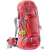 Futura Vario 45+10 SL Backpack Cranberry/Fire