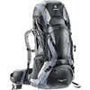 Futura Vario 50+10 Backpack Black/Titan