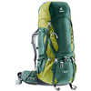Aircontact 65+10 Backpack Forest/Moss