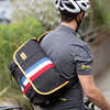 Sac messager Tour de France Noir/Jaune