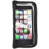 Support de guidon Skyline pour iPhone Noir