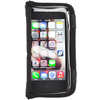 Support de guidon Skyline pour iPhone Noir