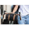 Sac de guidon Sunset Noir et selle