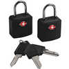 Prosafe 620 Two Key Lock Pack Black