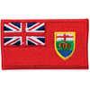 Manitoba Flag 1.5 x 2.5