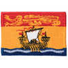 New Brunswick Flag 1.5 x 2.5