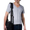Bandoulière antivol Carrysafe 200 Noir