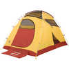 Big House 4-Person Tent Yellow/Red