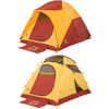 Big House 6 Tent Yellow/Red