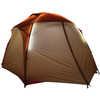 Tente Chimney Creek mtnGLO 4 personnes Orange/Crème