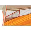 Tente Scout UL 2 personnes pour bâtons de marche Cendre/Henné
