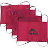 Snow/Sand Tent Anchor (4-Pack) Red