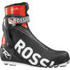 X10 Skate Boots Black/Red