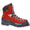Alaska 75mm Boots Black/Orange