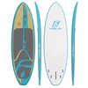 Nine O Stand Up Paddleboard Shoreline/Bamboo