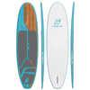 Surf à pagaie Ten-Six Littoral/Noyer