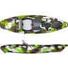 Lure 10 Kayak without Rudder Lime Camo