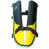 Paddle Scabbards Black/Yellow