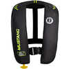 MIT 100 Inflatable PFD Black/Fluorescent Yellow