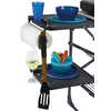 Slim-Fold Cook Station Black
