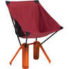Chaise Quadra Rouge ocre