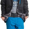 Camber Jacket Eclipse Weave Print