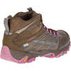 Moab Mid FST Waterproof Light Trail Shoes Boulder