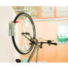 Dali Bike Hinge Storage Rack Silver