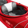 Explorer/EV1 125 Kayak with Rudder Velocity Red