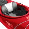 Kayak Explorer/EV1 125 avec gouvernail Vélocité rouge