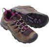 Gypsum II Waterproof Light Trail Shoes Brindle/Dark Purple
