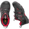 Oakridge Low WP Shoes Black/Tango