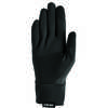 Quilted Run Gloves Black/Black
