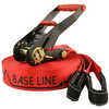 Slackline Base Line Rouge vif